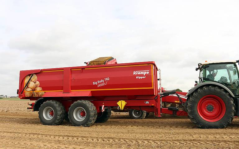 Produktfoto Big Body 740 Carrier