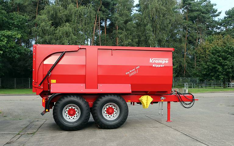 Produktfoto Big Body 460 Carrier